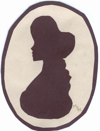 silohuette of Ada Mae