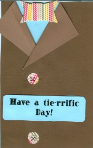 Have a tie-rrific Day!