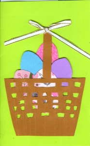 Easter card #2