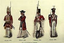 Brit Army officers