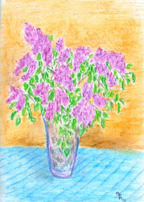 First Lilacs