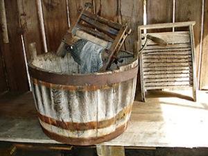 laundry tub
