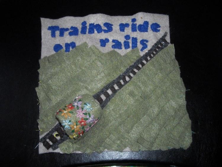 Trains ride 2