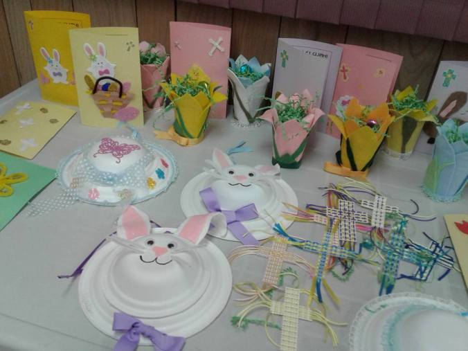 More Easter cRafts 2017