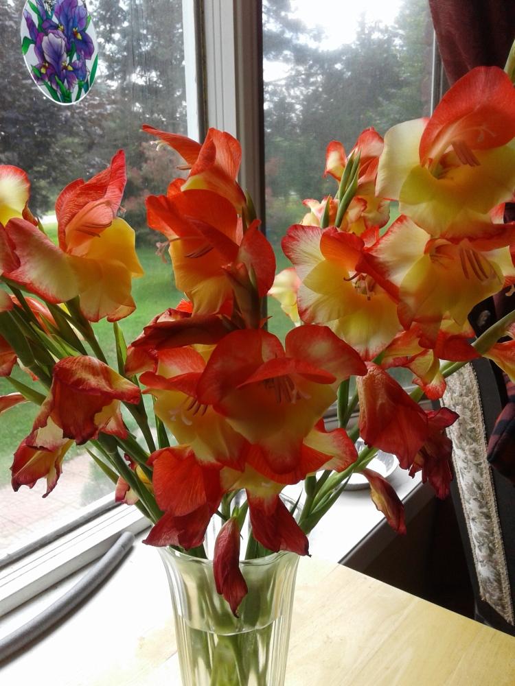 glad bouquet #2