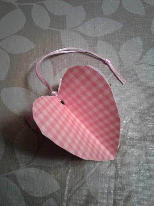 Heart shape 3D