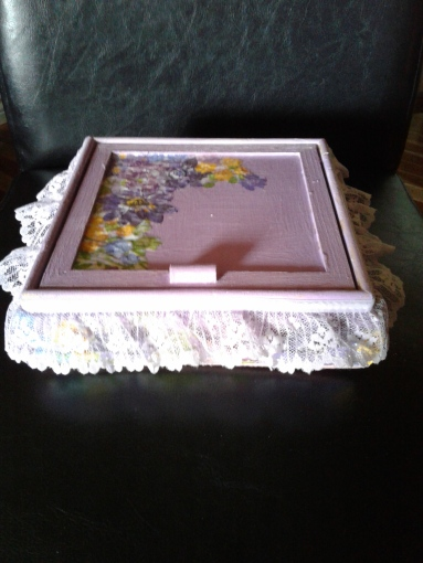 Trinket box for Mother's Day